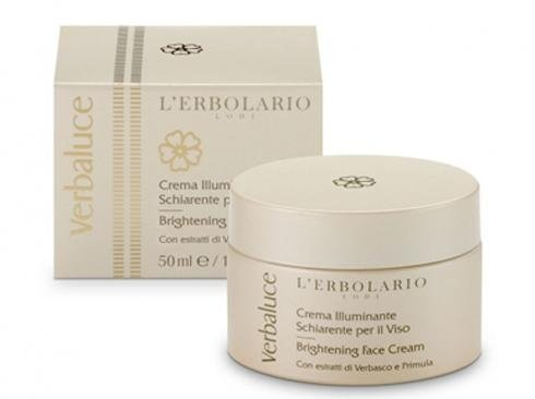 L'ERBOLARIO clarifying, illuminating cream