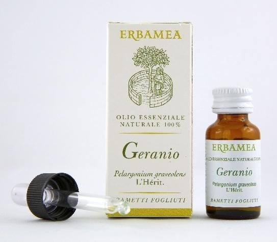 Olio essenziale ERBAMEA geranio