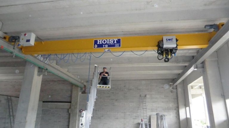 single girder cranes