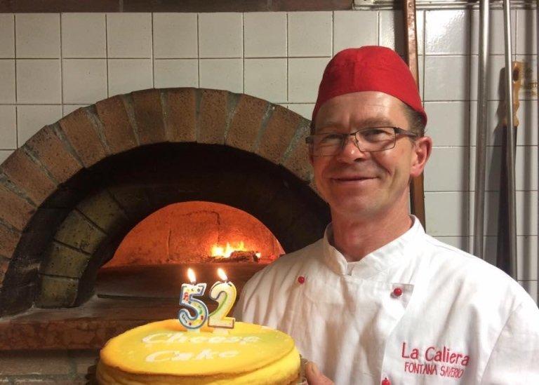 Buon compleanno Saverio!