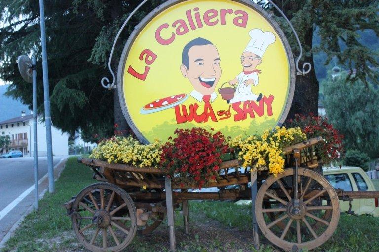 Ristorante pizzeria La Caliera