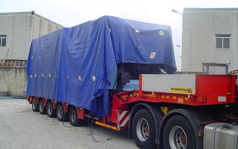 Movimentazione merci pesanti