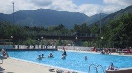 struttura piscina aria aperta