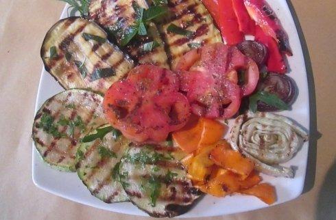 Grigliate vegetariane