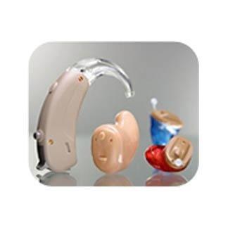 Alcuni apparecchi acustici diversi