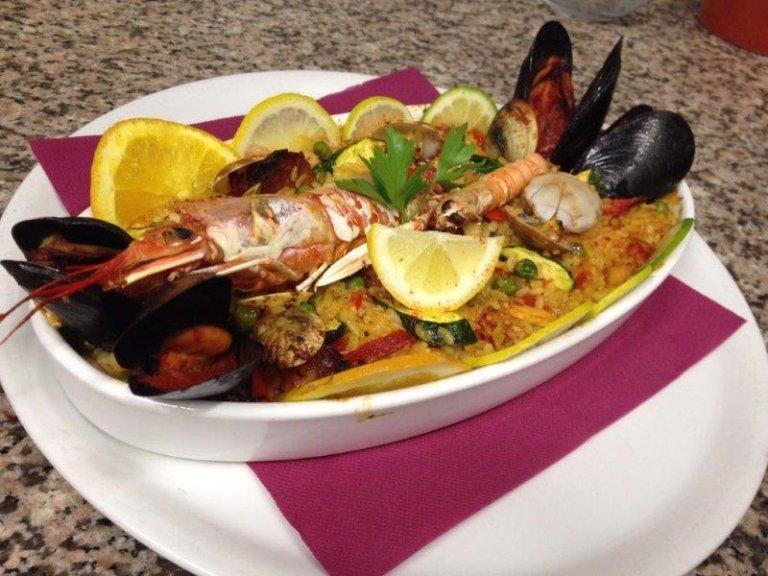 piatti di pesce treviso