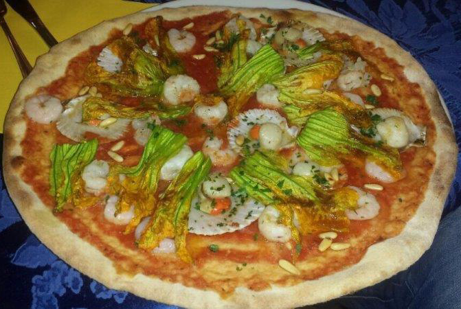 pizza forno a legna treviso