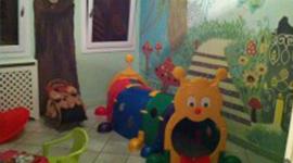 sala giochi per bambini interna