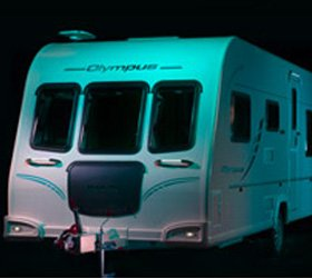 New caravan - Saxmundham, Suffolk - David Hope Caravans - Caravan
