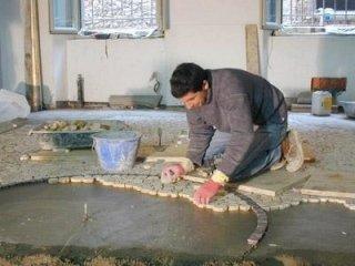posatori in opera, pavimentazioni, mosaico