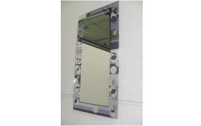 specchi dipinti artigianali