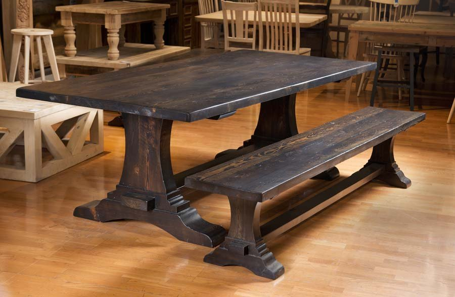 Custom wood tables Nashville