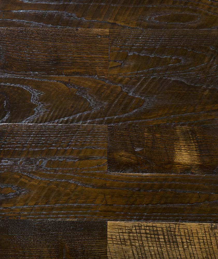 Custom Reclaimed Wood Flooring