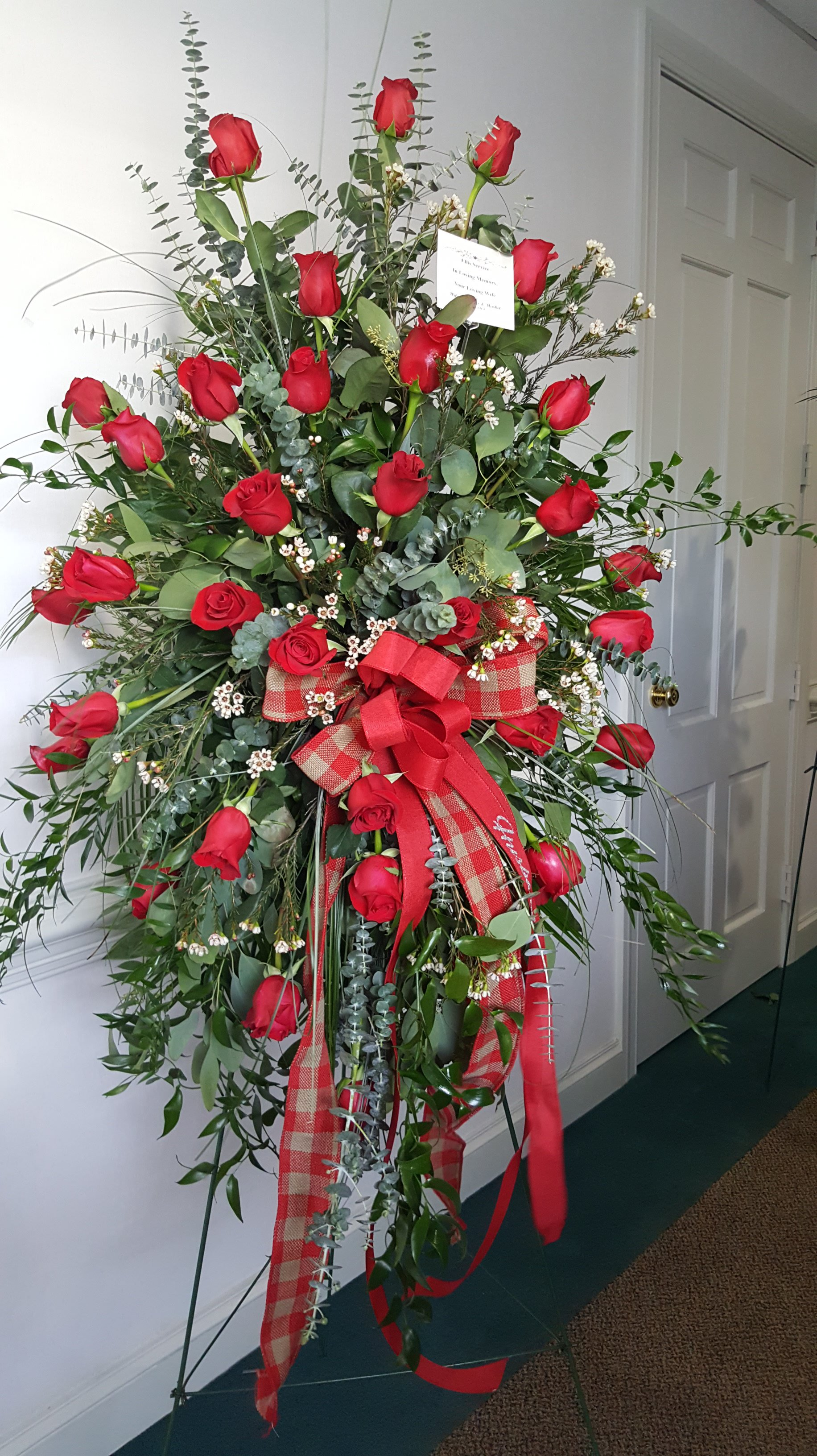 Funeral Flowers Wilson, NC   Wilson Flowers & Market