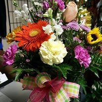 Fresh Flower Arrangements Wilson, NC