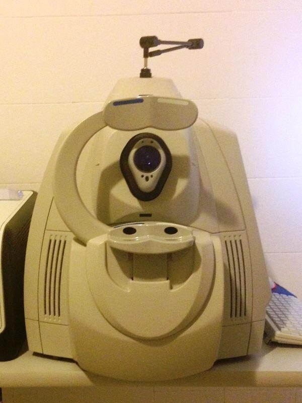 Tomografia retinica