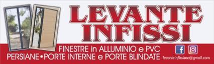 LEVANTE INFISSI - LOGO