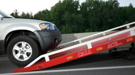 Soccorso stradale e riparazione veicolo sul posto