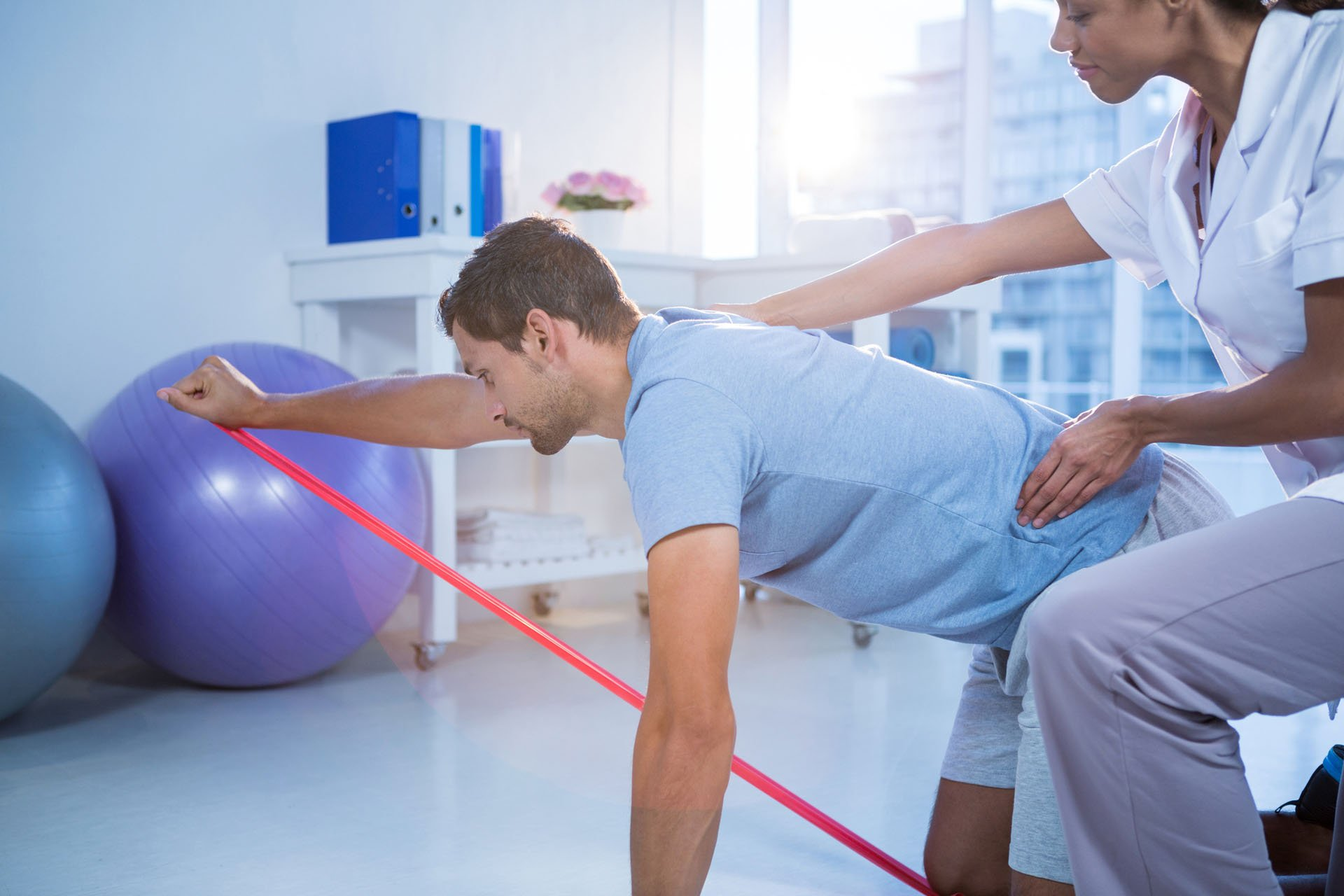 physical therapy solutions  sports conditioning  sports rehabilitation
