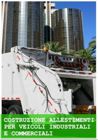 allestimenti per veicoli industriali