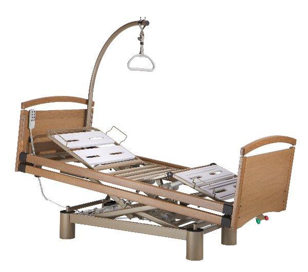 Solace 972 Profiling Anti Trendelenburg Bed Rent Or