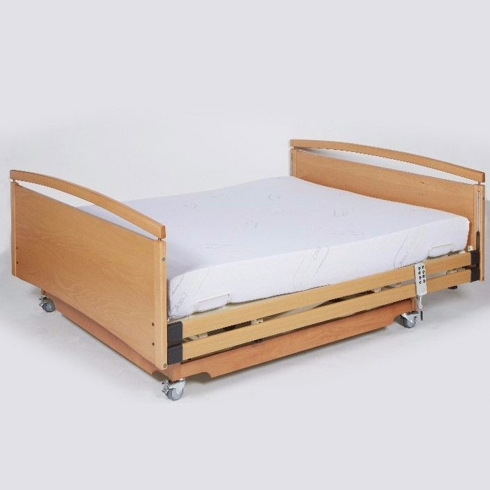 BARIATRIC PROFILING, HEIGHT ADJUSTABLE BED
