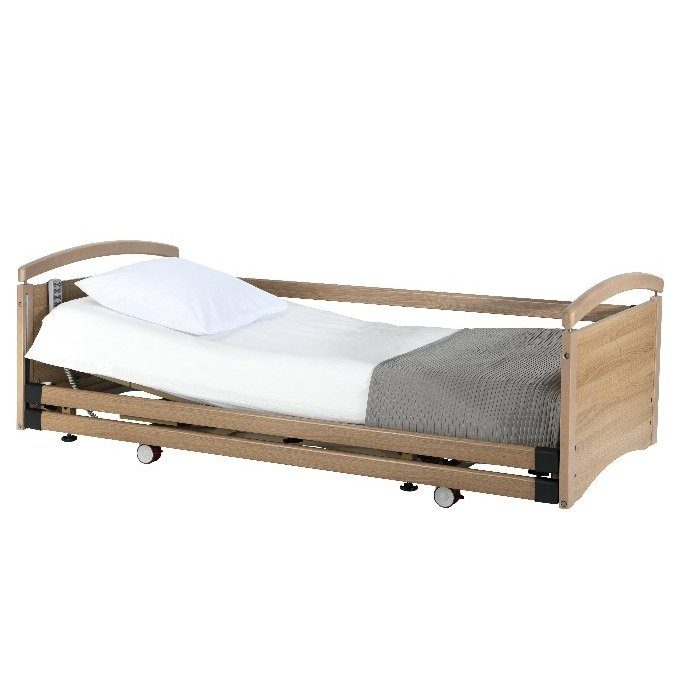Solace 182 profiling, height adjustable bed