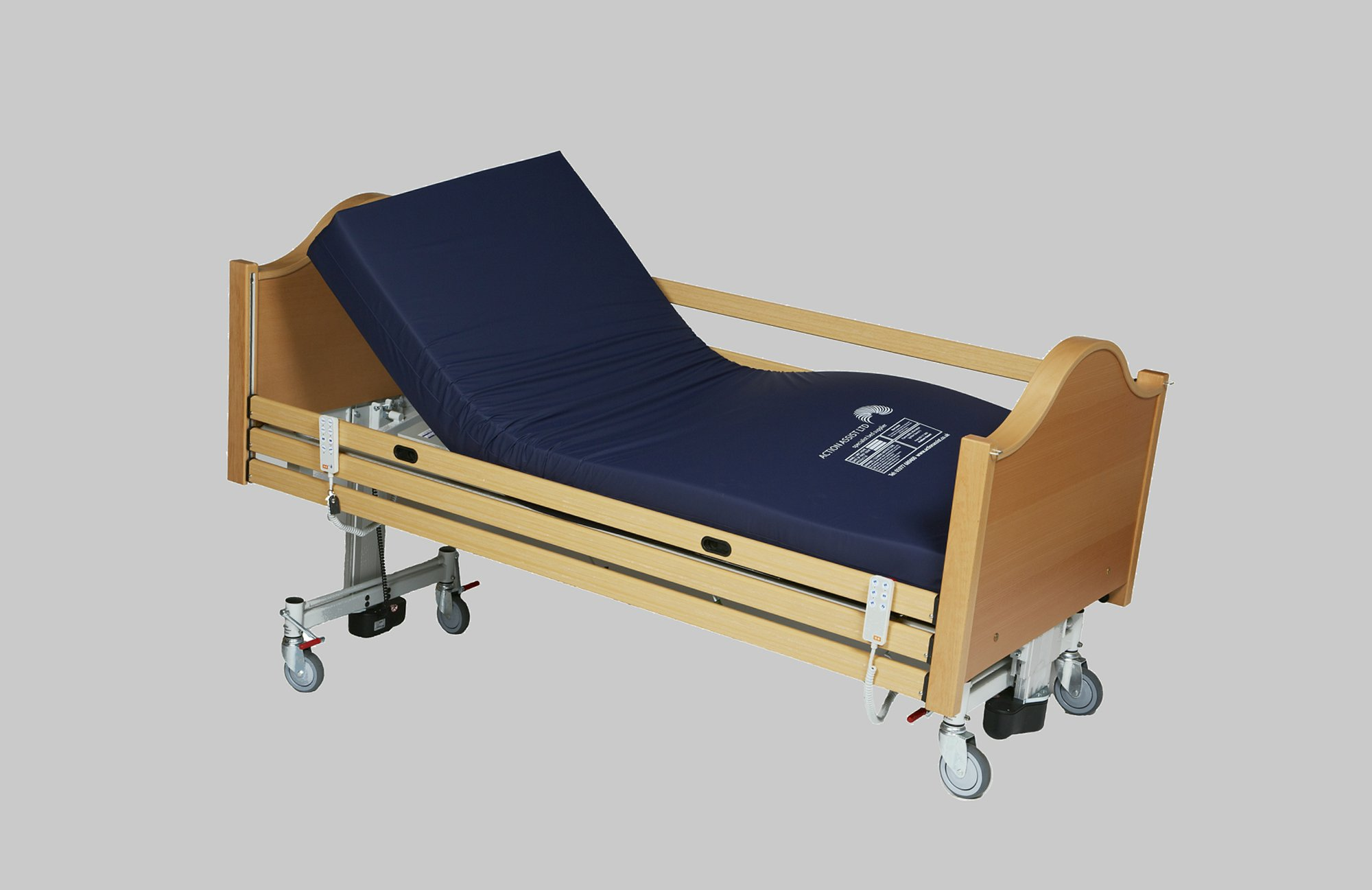 LATERAL TILTING BED