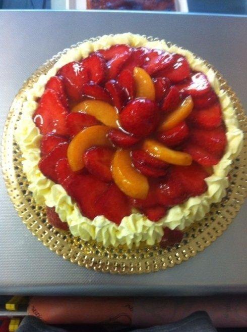 torte di frutta di stagione