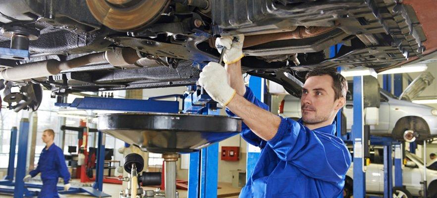 Garage services