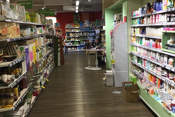 supermercato bio
