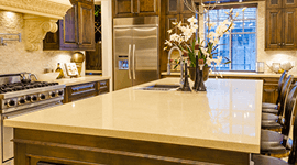 arredi in marmo, top in marmo per cucine, caminetti