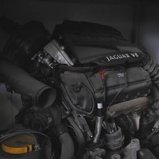 motore jaguar