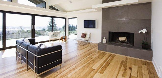 Bespoke building services - Norfolk - Wroxham Builders Ltd. - Complete Project - living Area