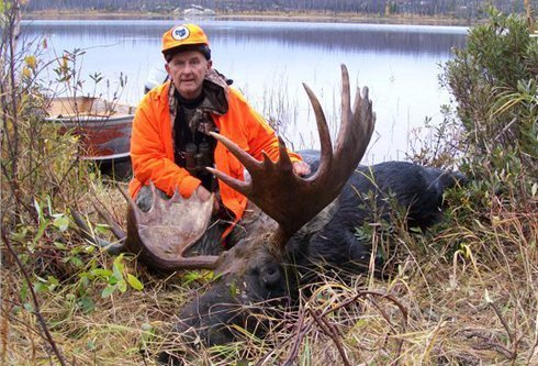 Moose Antlers 2