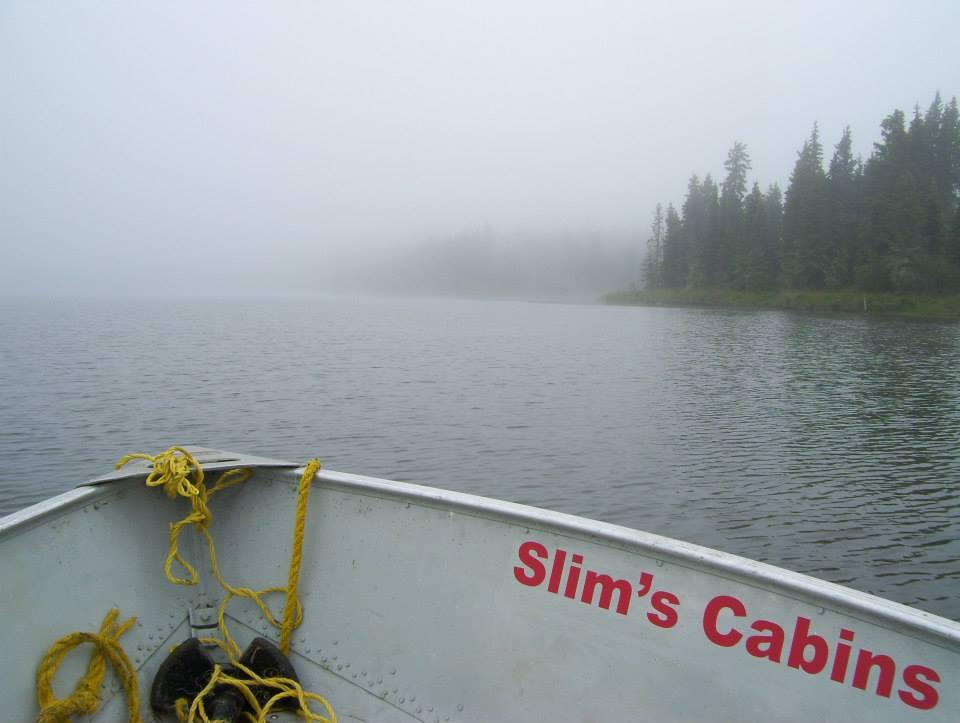 Slim's Cabin boat