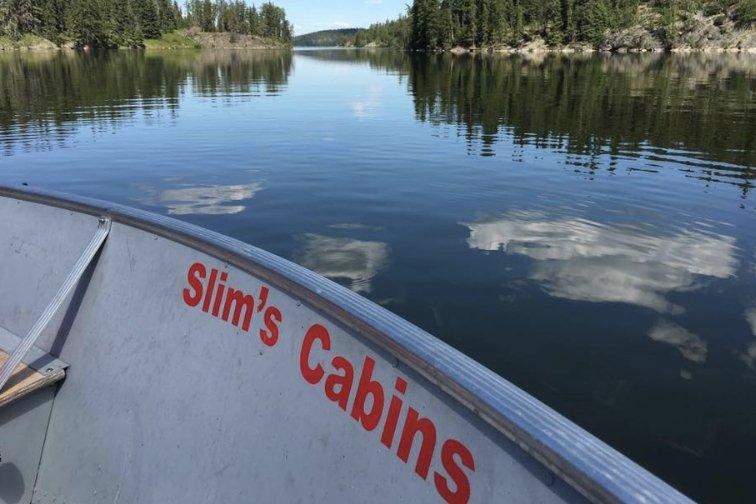 Slim's Cabins Boat