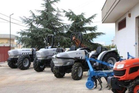 vendita trattori senza cabina nuovi, trattori ruote nuovi, concessionario trattori ruote nuovi