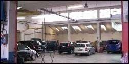officina riparazione carrozzerie autoveicoli