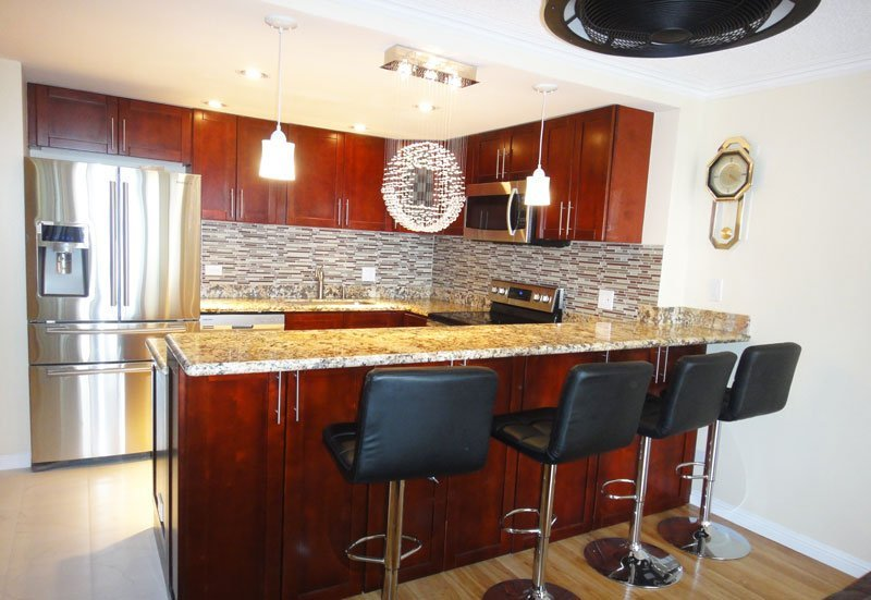 Hawaii cabinetry work