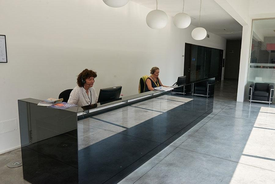Reception Custos - Servizi di vigilanza
