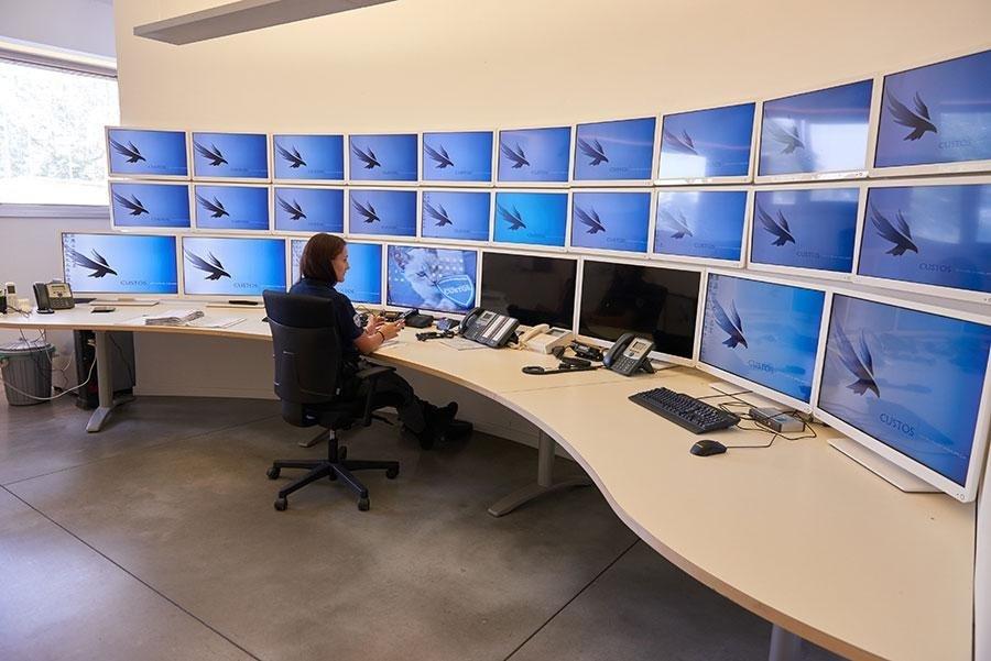 Controllo a distanza sistemi di sorveglianza