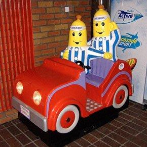 Children's rides in Dudley