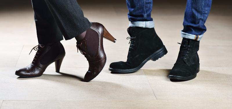 Professional shoe repairs