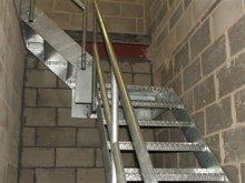 steelwork - Ryedale - Ryedale Steel Fabrications - railings & stairs