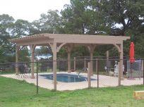 Custom decks for pools in Alabama