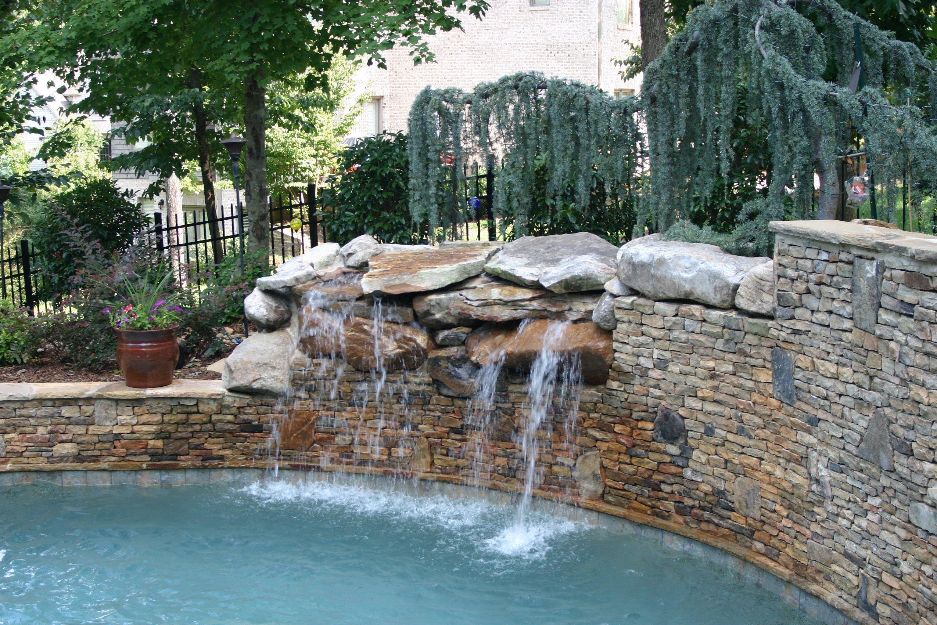 inground pool Charlotte NC