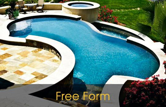custom pool contractors Charlotte NC
