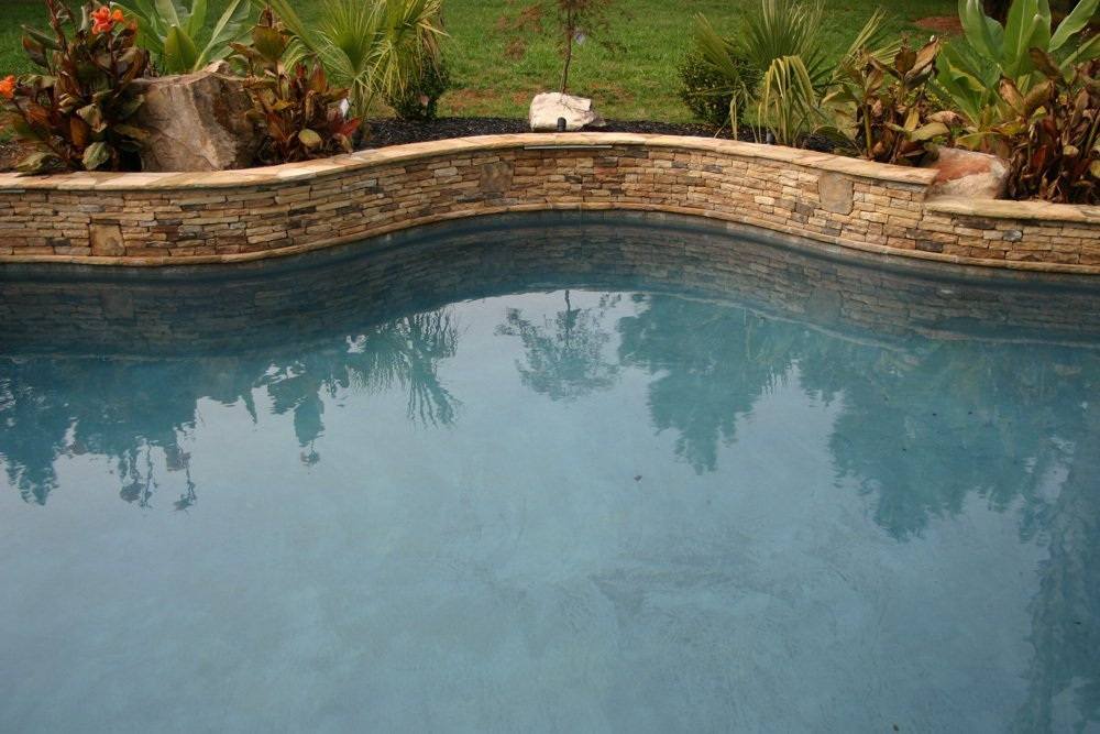 custom pool builders Concord NC