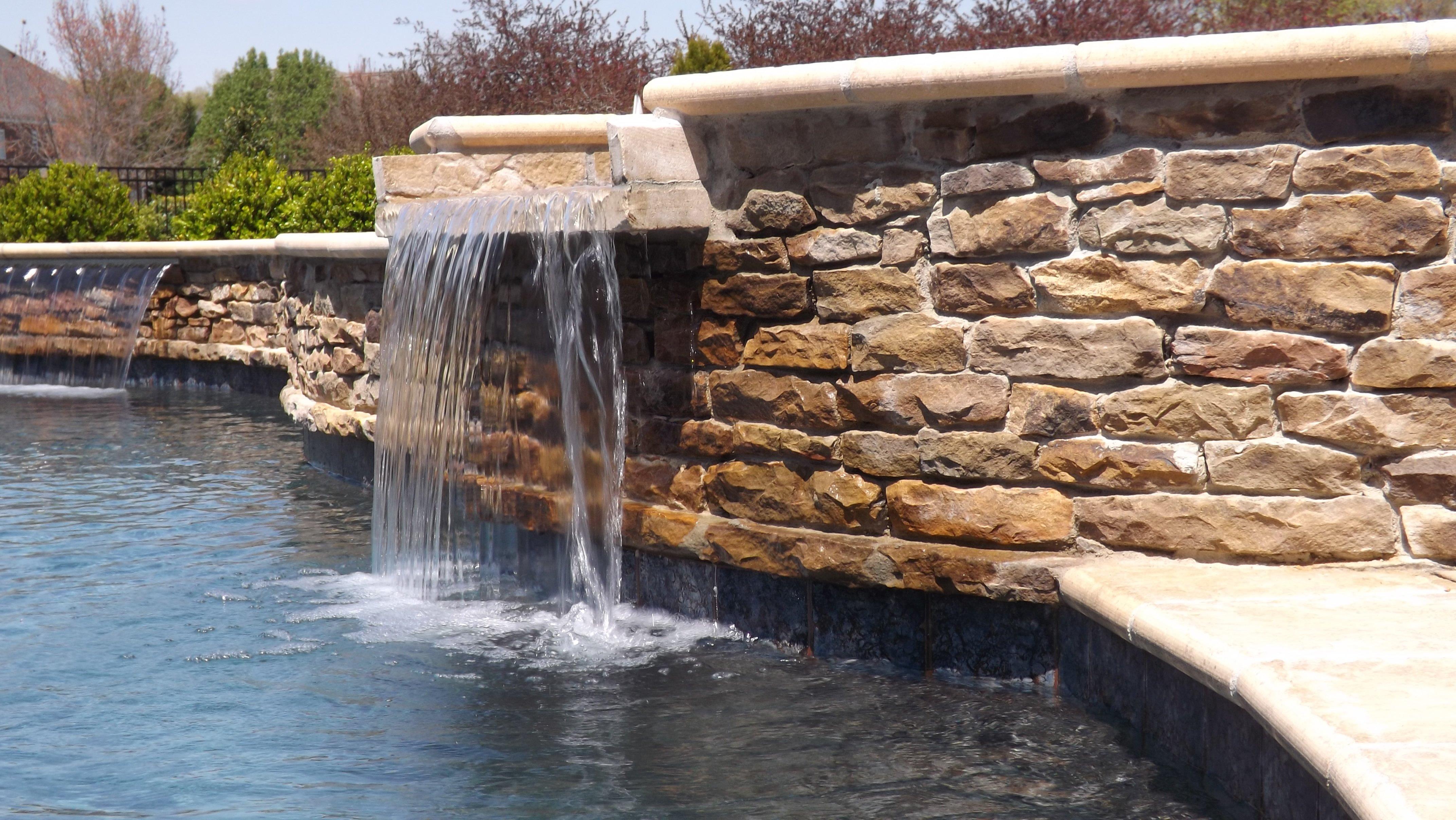 inground pool Waxhaw NC